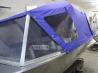 Тент на алюминиевую лодку своими руками 558