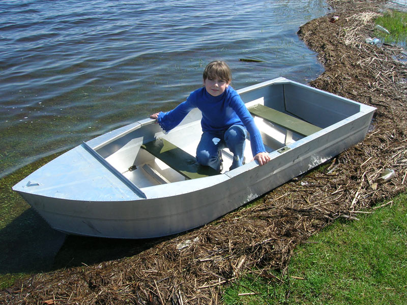 Лодка резиновая своими руками