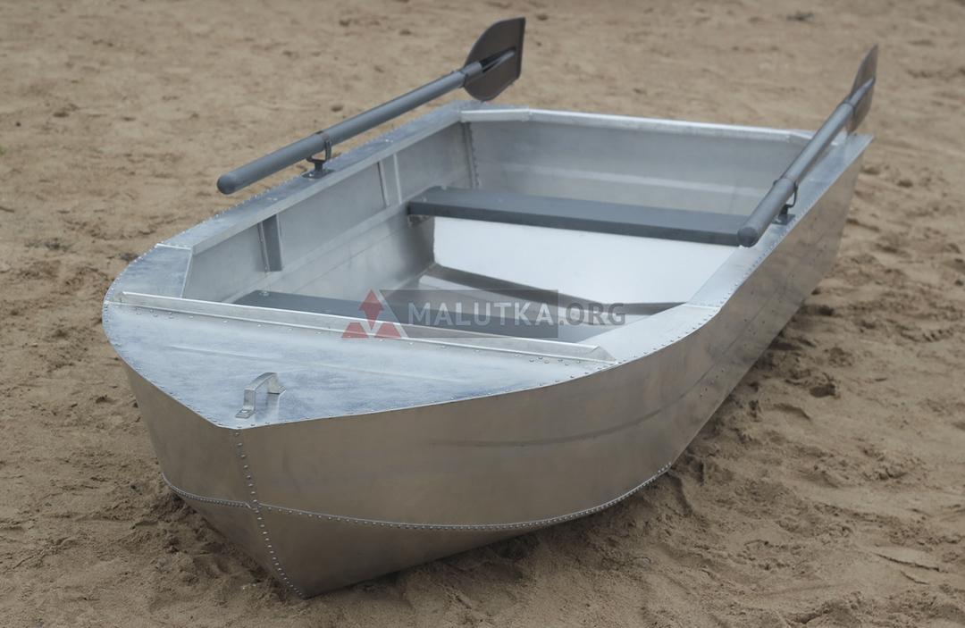 лодка алюминиевая малютка спб