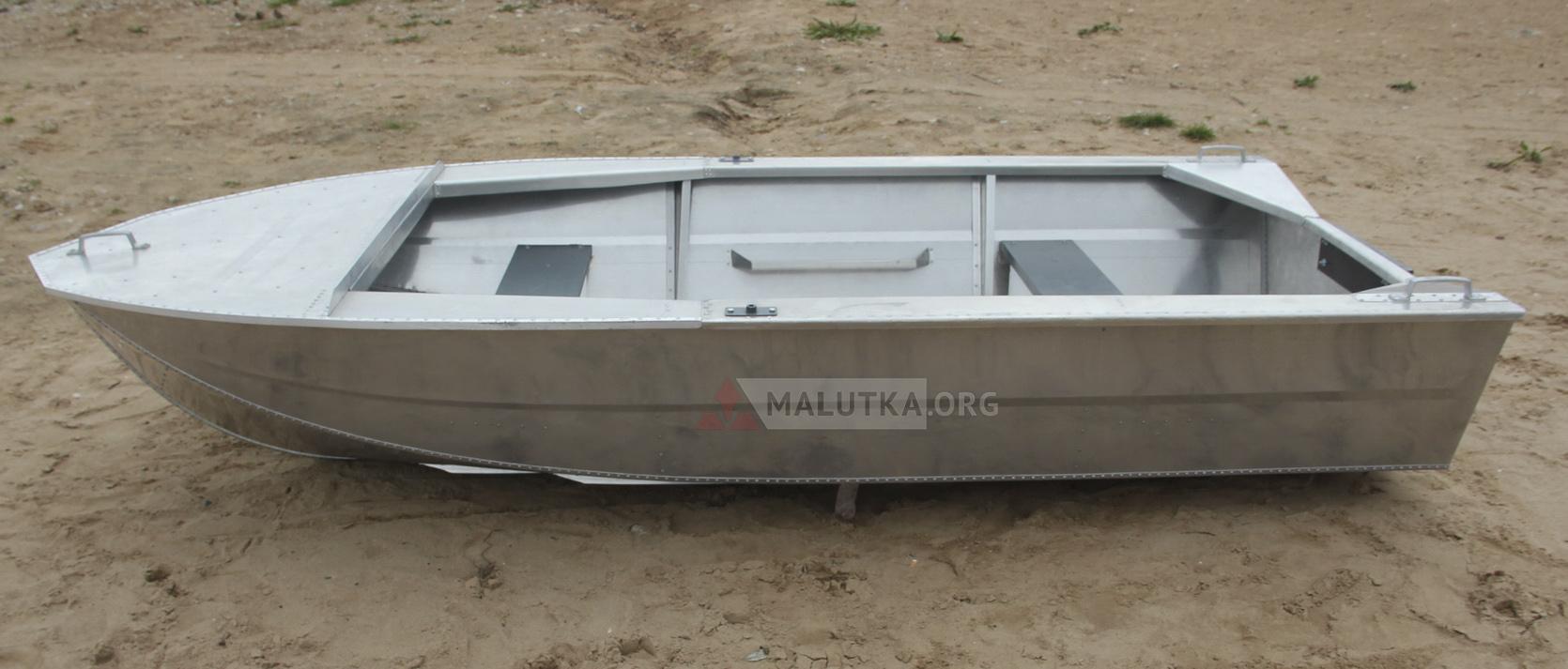 где позволительно нарыть алюминиевую лодку