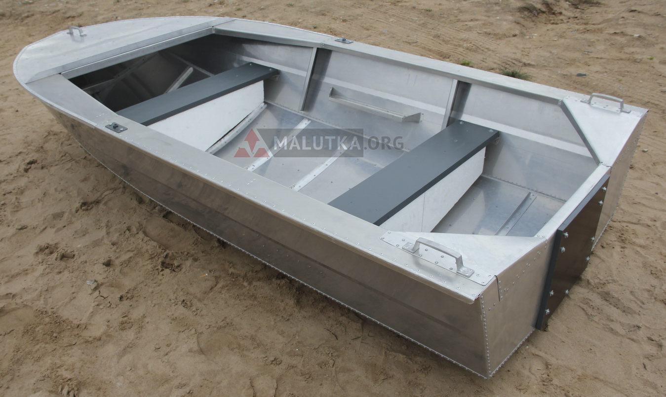 алюминиевая лодка мста-н