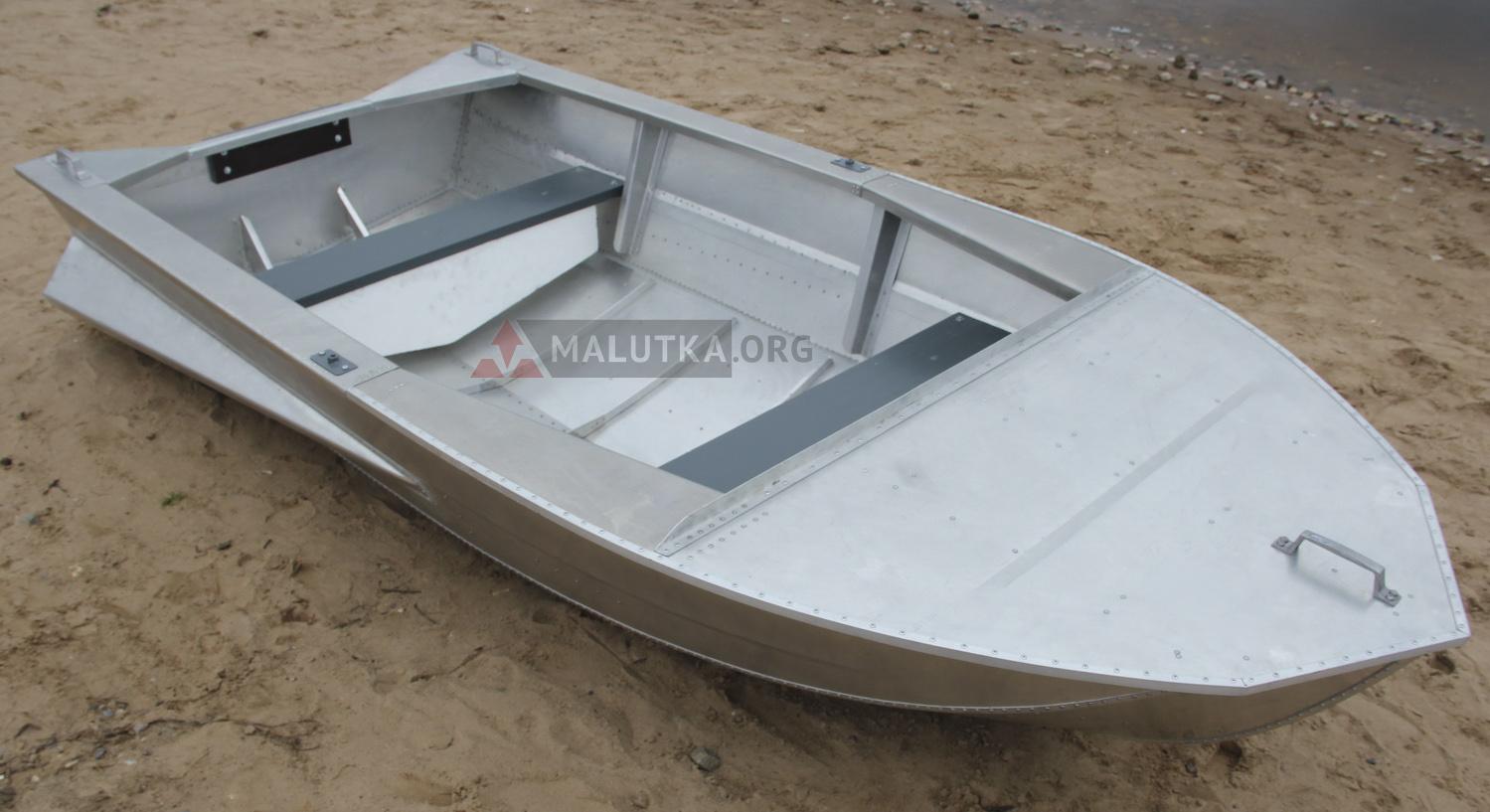 изготовление булей для лодки