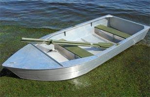 Лёгкие алюминиевые лодки